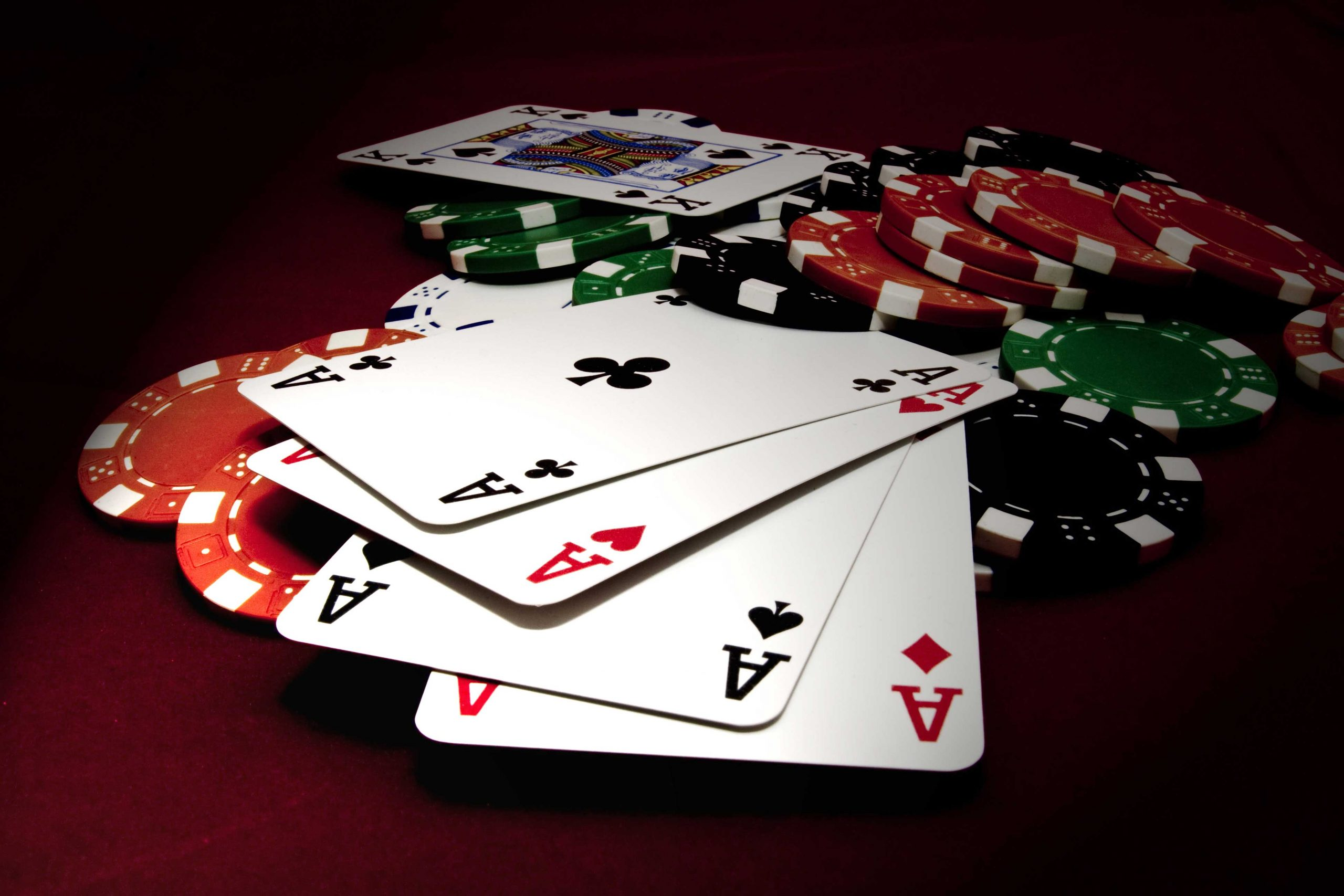 the poker games 3
